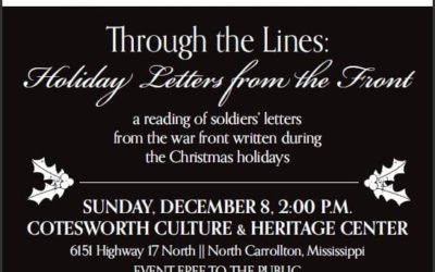 "EVENT: MSU Libraries Presents ""Through the Lines"""