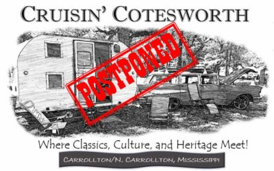 UPDATE: Cruisin' Cotesworth Postponed
