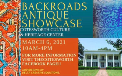 EVENT: Backroads Antique Showcase